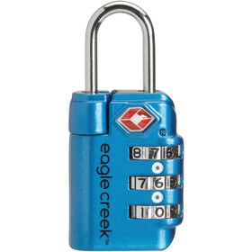 Eagle Creek Travel Safe TSA Lock brilliant blue